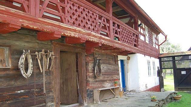 Rekonstrukce se dočká v příštím roce hrázděný statek v Milíkově, který před třemi lety odkoupilo od soukromého vlastníka Muzeum Cheb.