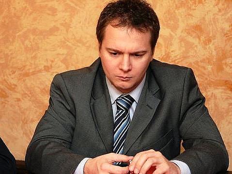 Jan Preibisch, turnajový ředitel Pocket Nines Poker Clubu.