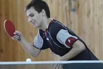 Ondřej Kocum z chebského gymnázia přispěl svým výkonem k celkovému prvenství své školy mezi chlapci.