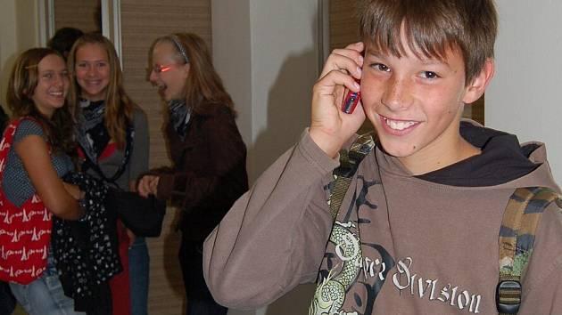 Jedenáctiletý Honza Svoboda z Františkových Lázní patří mezi děti, které dostávají od rodičů pravidelně kapesné