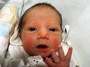 DENIS GARGALÍK se poprvé rozkřičel v pátek 27. února ve 13 hodin. Na svět přišel s váhou 2560 gramů a mírou 46 centimetrů. Devítiletá Markétka a tatínek Štefan se těší na příjezd maminky Pavly a malého Denise domů do Aše.