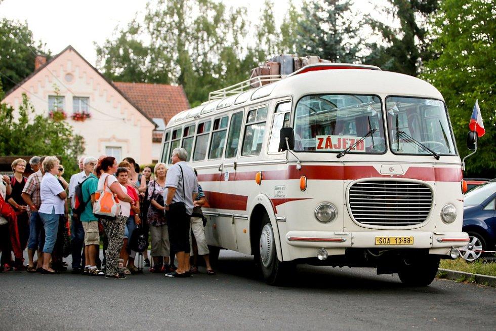 JARMARK NA SEEBERGU se tentokrát nesl ve stylu 50. a 60. let.