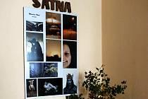 VÝSTAVA FOTOKLUBU ZAOSTŘENO bude až do konce roku k vidění v předsálí lubského kulturního domu.