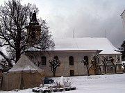 Starosta Lubů u Chebu Karel Kubeš