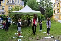 V rámci Noci kostelů a Muzejní noci připravili organizátoři františkolázeňského muzea pro malé i velké návštěvníky večerní hru s názvem Františkolázeňské nebe.