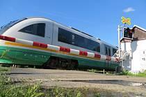 NĚMECKO zařadilo do spolkového plánu dopravních cest elektrifikaci ze Schirndingu do Norimberka. Pokud vše půjde podle plánu, bude nejen z Chebu po kolejích jezdit mnohem více osobních, ale i nákladních vlaků.