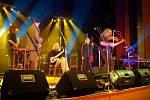 Koncert The Plastic People Of the Universe v Chebu