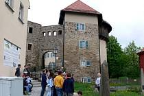 Pobyt ašských dětí na hradě Hohenberg v Německu