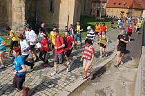 Poutní maraton v Chebu se stal oblíbenou akcí.