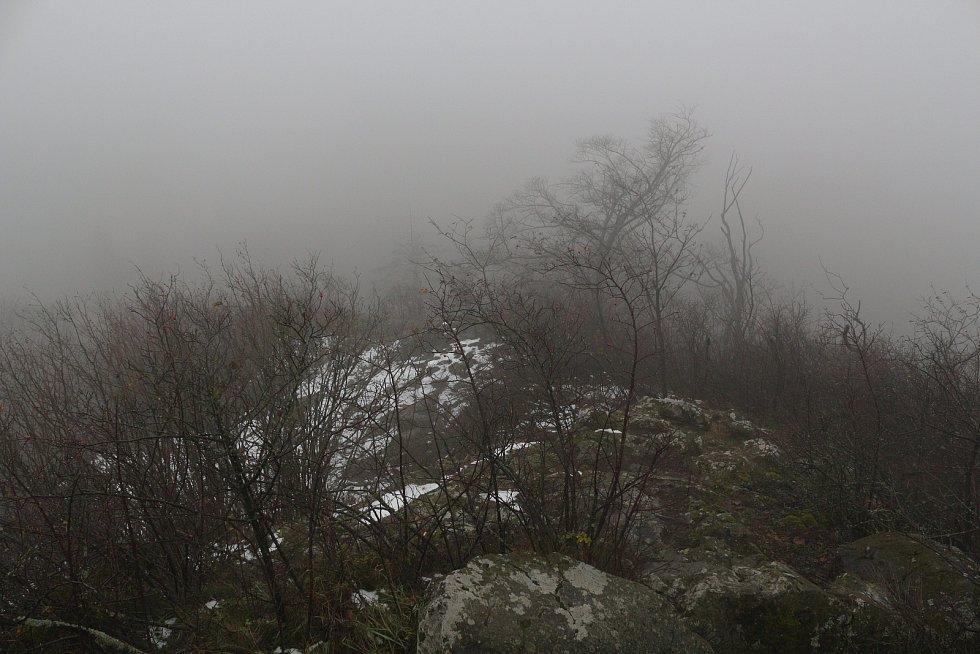 Novoroční výšlap na Podhorní vrch.