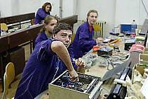 Žáci elektrotechnických oborů většinou nemají problémy s hledáním uplatnění