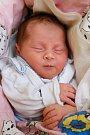 MICHAELA PELIKÁNOVÁ se poprvé rozkřičela v chebské porodnici pondělí 3. prosince v 18.12 hodin. Při narození vážila 2 670 gramů. Doma v Sokolově se z malé Michaelky těší maminka Michaela a tatínek Marek.