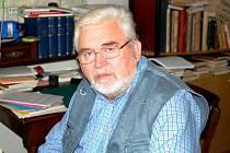Historik a spisovatel Václav Jiřík