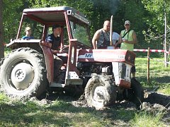 Traktoriáda ve Staré Vodě 2013.