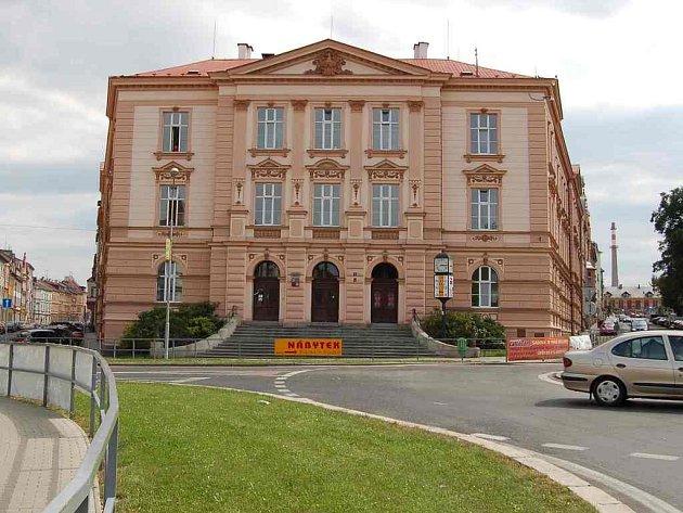 Jedna z chebských základních škol