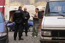 Chebská městská policie