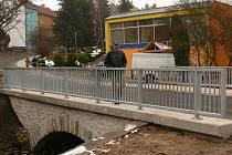Silnice v Lubech už je konečně hotová