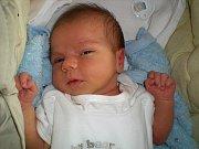 MAREČEK FÁRA se narodil se 15. srpna v 0.31 hodin v Plzni. Měřil 50 centimetrů a 3575 gramů. Z malého Marečka má velkou radost tatínek Marek i maminka Šárka.