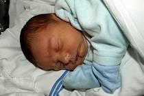 JAKUB BAUER se poprvé rozkřičel v úterý 11. listopadu v 6.25 hodin. Na svět přišel s krásnou váhou 3950 gramů a mírou 52 centimetrů. Tatínek Petr se těší až si poveze maminku Lenku a Jakoubka domů do Chebu.