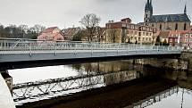 Co v budoucnu bude s Americkým mostem přes řeku Ohři v Chebu se neví. Je nutné ho opravit. V úvahu připadá i postavení nového.