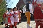 Marjánkovské jarnění se v Mariánských Lázních koná pravidelně od roku 2011. Oblíbenou velikonoční akci vítání jara pořádá folklorní soubor Marjánek.