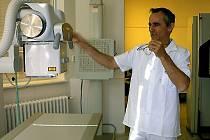 Situace okolo chebské nemocnice je napjatá