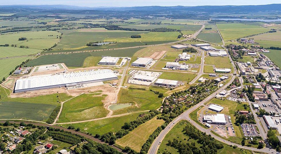 Logistická společnost DHL spustí na začátku příštího roku provoz nového distribučního centra.