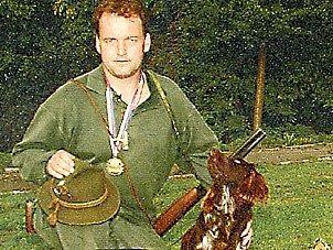 Petr Šilha se svou úspěšnou fenkou