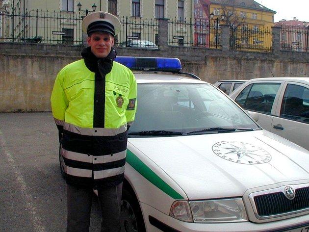 Nové policejní bundy