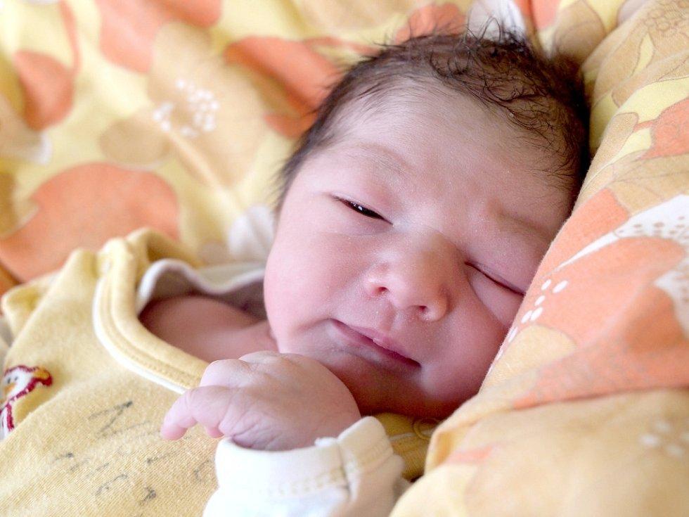 DANIEL GAZDA se poprvé rozkřičel ve čtvrtek 20. prosince v 8.20 hodin. Při narození vážil 3 340 gramů a měřil 49 centimetrů. Z malého Danielka se radují doma v Aši sestřičky Terezka a Adélka, maminka Zdeňka a tatínek Stanislav.