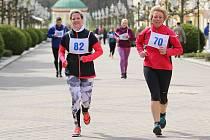 Již potřinácté se ve Františkových Lázních konal oblíbený jarní běh.