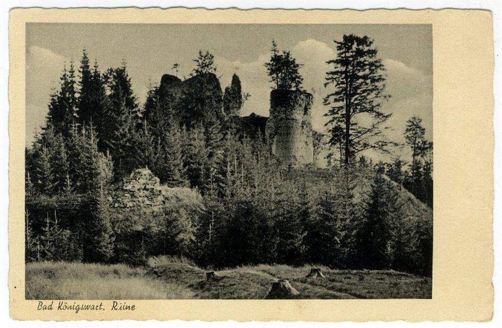 Dobová pohlednice(repro Deník)