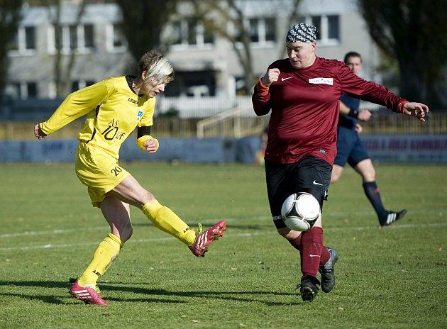 Fotbalistky Hvězdy Cheb nastřílely pět gólů