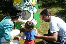 Přelom května a června patří tradičně dětem. Nejinak tomu bylo v Domě dětí a mládeže (DDM) Sova v Chebu. Tam všichni oslavili Den dětí o uplynulém víkendu.