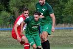 Karlovarská Slavia porazila ve druhém přípravném utkání Perštejn 4:2.