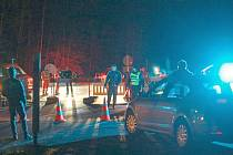 O půlnoci se uzavřely hranice ve Svatém Kříži.