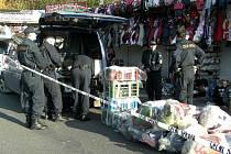 Celníci a další kontrolní orgány zahájili další dlouhodobou akci na proslulé ašské tržnici Lipový dvůr