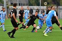 Chebské derby ovládla v rámci 11. kola Fortuna Divize A Viktoria Mariánské Lázně, která porazila Hvězdu Cheb 3:0.