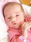 NATÁLIE MACHOVÁ se narodila v pátek 10. února ve 20.40 hodin. Při narození vážila 3450 gramů a měřila 50 centimetrů.  Doma v Chebu se z malé Natálky se těší sourozenci Dominik s Amálkou, maminka Lenka a tatínek Jarda.