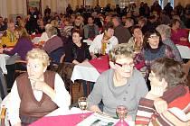 JEDNÁNÍ ZASTUPITELŮ VE FRANTIŠKOVÝCH LÁZNÍCH bývají tradičně nejnavštěvovanější na Chebsku.