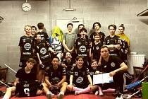 Mladí florbalisté oddílu USK Akademik Cheb byli opět úspěšní, když turnaj dokázali ovládnout.