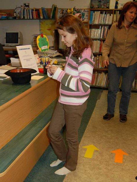 Týden poezie v chebské knihovně
