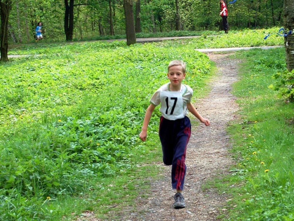 Májový běh ve Františkových Lázních