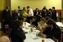 Okresní setkání dobrovolných hasičů ve Skalné