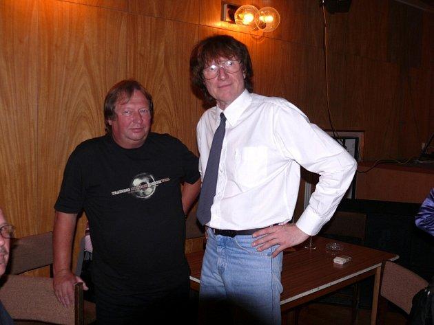 Setkání příznivců skupiny The Skittles po čtyřiceti letech