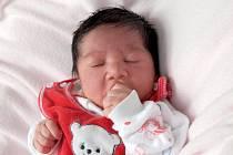 ADÉLA GRLÁKOVÁ přišla na svět v neděli 24. března ve 20.25 hodin.  Vážila 3 000 gramů a měřila 47 centimetrů. Doma v Mrázově se radují z malé Adélky sourozenci Petřík, Michal a Barborka, maminka Barbora a tatínek Imrich.