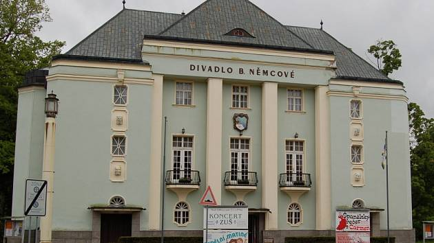 Františkolázeňské divadlo.