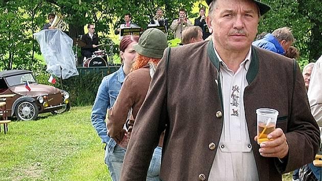Sousedé z Čech a Bavorska se sejdou v Lipové U kaštanu