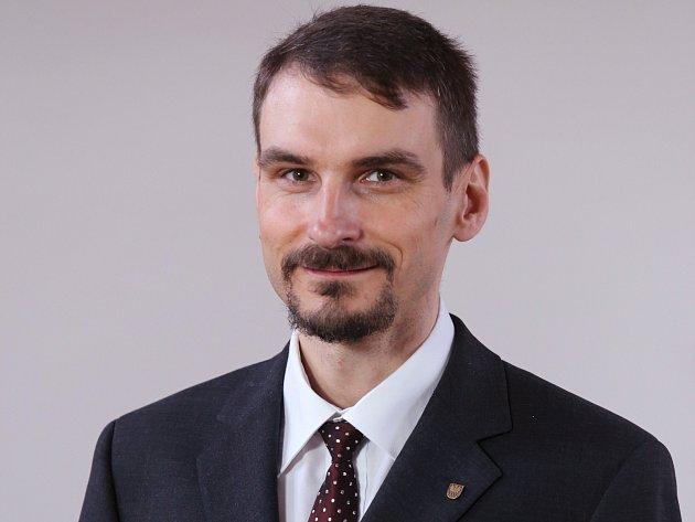 Starosta Chebu Antonín Jalovec