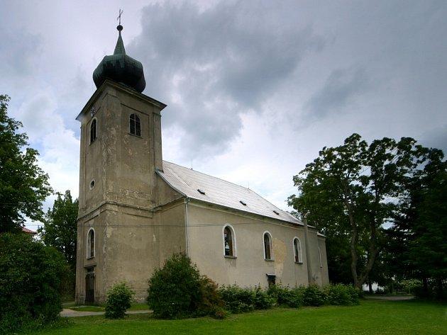 Kostel ve Třech Sekerách